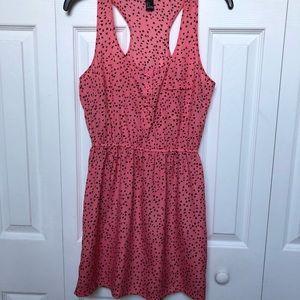 FOREVER 21-Racerback mini dress 👗